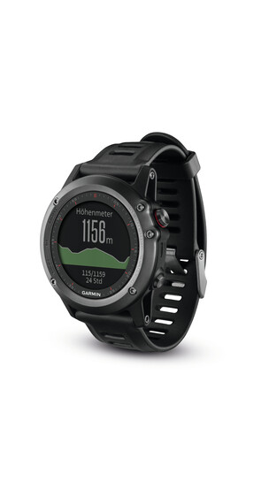 Garmin Fenix 3 GPS Armband apparaat grijs/zwart